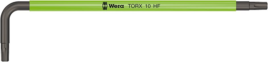 Wera 05024172001 Tx 10x85mm L-Key 967 Sl with Holding Function