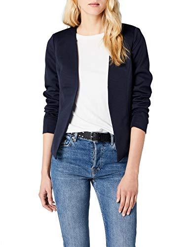 ONLY Damen onlANNA Short Blazer NOOS TLR Anzugjacke, Blau (Night Sky Night Sky), 38