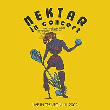 Live in Trenton, NJ 2002
