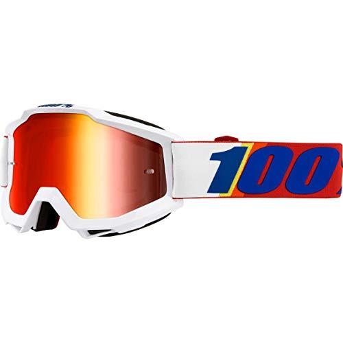 100% 50210-388-02 Accuri Minima Brille, Spiegel Linse, Erwachsene
