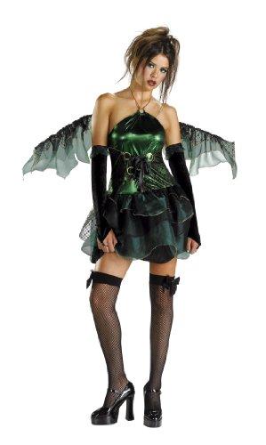 Cesar - C455-002 - Déguisement - Dragon Fairy - FR: 42/44 (Taille Fabricant: 14-16)