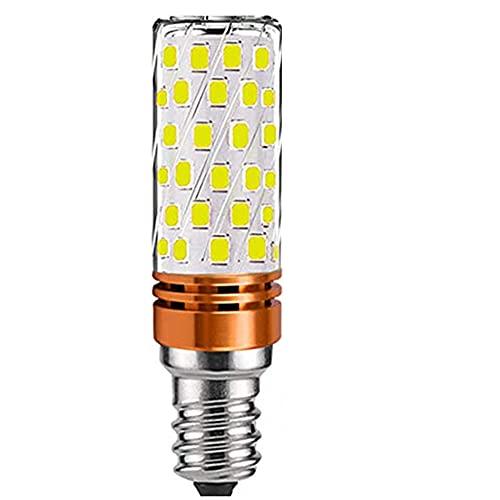 Lampadina LED E14 bianco freddo 12 W E14 lampadina LED Mais bianco freddo 6000 K 1450 lm equivalente a lampadine 100 W non dimmerabile lampadina a risparmio energetico piccola vite Edison candela