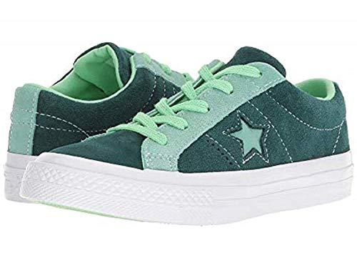 Converse One Star Ox Desert Gold/White/Green / 4 Kids