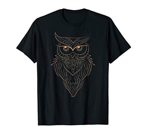 Eule T-Shirt Eulen