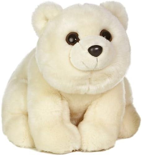 Aurora World Arctic Polar Bear 14.5 Plush by Aurora World