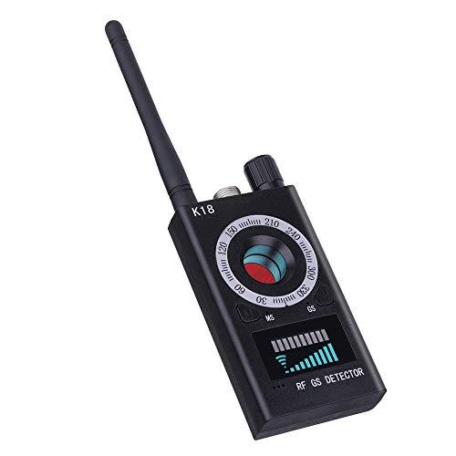 Kacsoo Radar-Detektor, 1 MHz-6,5 GHz, K18, Anti-Spionagekorder, multifunktional, Kamera, GSM, Audio, Bug Finder, Linse des Signals, GPS-RF, Tracker, kabelloses Produkt