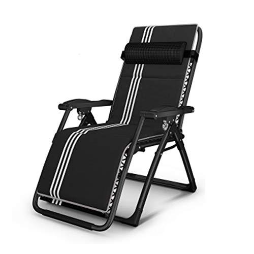 Lit pliant Chaise Longue De Jardin Chaise De Jardin De Bureau Chaise Longue De Bureau Chaise Longue Portative Extérieure Paresseuse Chaise Longue De Plage Balcon Chaise Longue