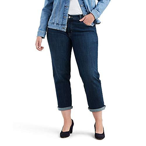 Levi's Damen Plus-Size Boyfriend, Easy Everyday Jeans, 50