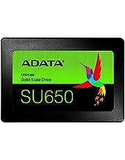 ADATA SSD 240GB SU650 SATA 6Gbps / 3D NAND / 3年保証 / ASU650SS-240GT-REC
