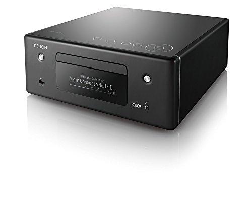 DENON ネットワークCDレシーバー HEOS/ハイレゾ/Airplay2対応 ブラック RCD-N10-K