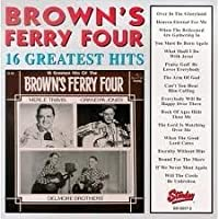 BROWN'S FERRY FOUR - 16 greatest hits STARDAY 3017 (LP vinyl record)