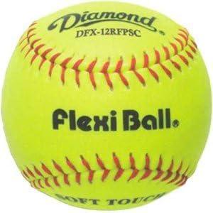 Diamond Sports DFX-12RFPSC Super-cheap Flexiball Max 54% OFF Inch Practice Softball 12