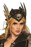 shoperama Diadema alada con casco para guerrera, vikinga, Walkre, cosplay Fantasy