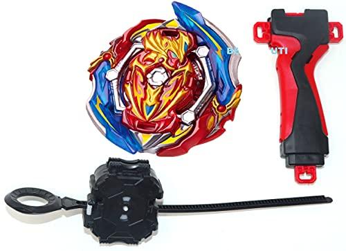 BEAU STUTI B-150 Booster Union Achilles Cn.Xt+ Retsu Rise Starter Set Launcher + Grip Set Toys for Kids