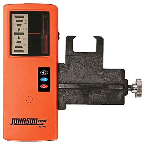 JOHNSON AccuLine Pro 40-6700 One-Sided Laser Detector with Clamp -