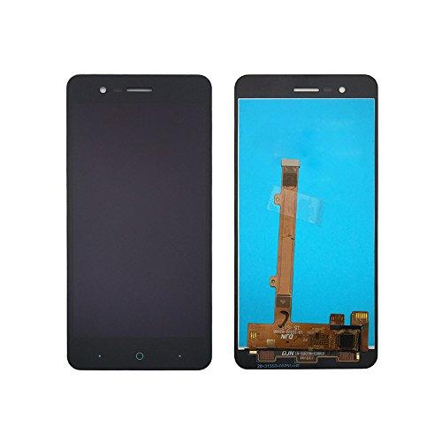 JayTong - visualización LCD y digitalizador de visualización táctil de Repuesto para ZTE Blade A510 BA510 BA510C 5.0 Negro