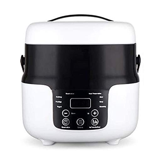 WANGJIANG Programado pote de cocinar arroz con Leche Cocina de arroz de múltiples Funciones del hogar Pot Integrado Multiuso eléctrico Bebida Hoja de Cocina Cocina eléctrica de los hogares