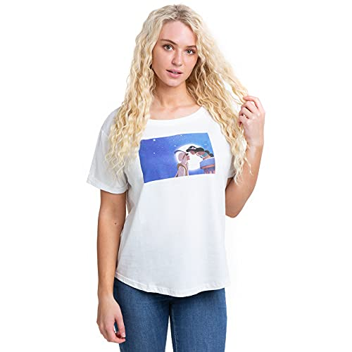 Disney Aladdin and Jasmine Camiseta,...