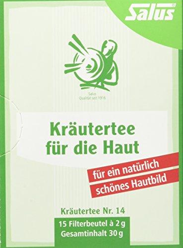 Salus Kräutertee für die Haut Nr. 14, 3er Pack (3 x 30 g)