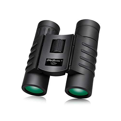 Skygenius 8x21 Compact Binoculars Lightweight for Concert Theater Opera, Mini Pocket Folding Binoculars for Adults Travel Hiking Bird Watching