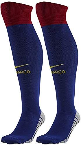 Nike Unisex-Erwachsene Fcb U Nk Stad Otc Sock Hm, tiefes Königsblau/Edelrot/Varsity-Mais, XL