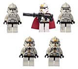 LEGO Star Wars: Clone Trooper Army of 5