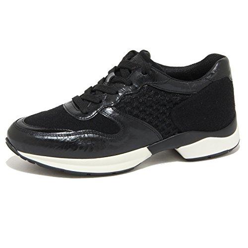 Tod's 9247N Sneaker Sportivo Nero Scarpe Donna Shoes Women [38.5]