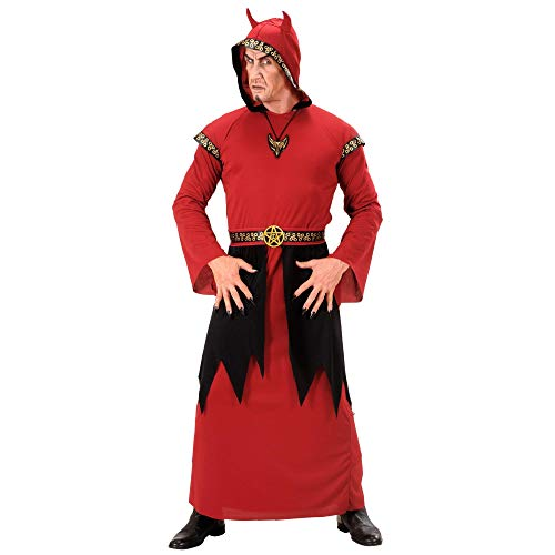 Widmann - kostuum satan, in maat S
