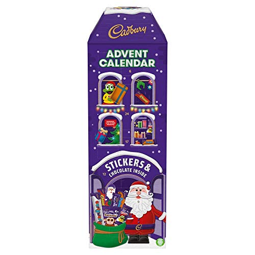 Cadbury Chocolate Advent Calendar 312g