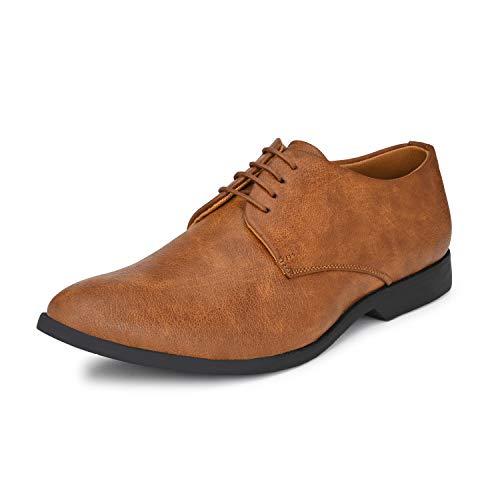 Chadstone Men's Tan Formal Shoes - 8 UK (42 EU) (CH 14)