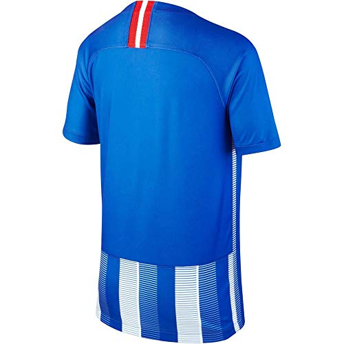 Nike Kinder Hertha BSC Breathe Stadium Home T-Shirt, Hyper Cobalt/White/Speed Red, XL