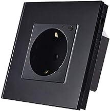 VL-C7-SR-12-A Livolo VL-C7-K1H-12 Pulsador de timbre color negro