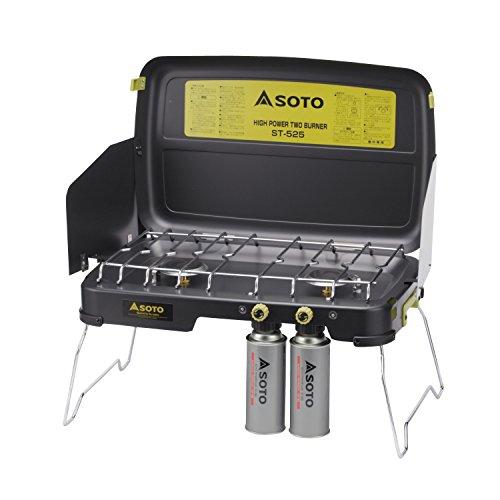 ソト(SOTO)ハイパワー2バーナーST-525