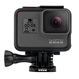 GoPro HERO5 Black Waterproof Digital Action Camera w/ 4K HD Video & 12MP Photo (Renewed) 1 This Certified Refurbished product is tested and certified to look and work like new. The refurbishing process includes functionality testing, basic cleaning, inspection, and repackaging. The product ships with all relevant accessories, a minimum 90-day warranty, and may arrive in a generic box. Only select sellers who maintain a high performance bar may offer Certified Refurbished products on Amazon.com