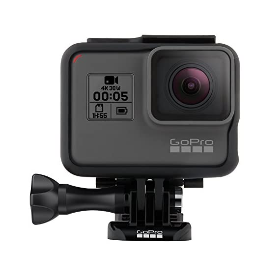 Gopro hero5 black waterproof digital action camera w/ 4k hd video & 12mp photo (renewed) 1 this certified refurbished product is tested and certified to look and work like new. The refurbishing process includes functionality testing, basic cleaning, inspection, and repackaging. The product ships with all relevant accessories, a minimum 90-day warranty, and may arrive in a generic box. Only select sellers who maintain a high performance bar may offer certified refurbished products on amazon. Com