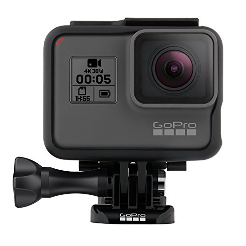 GoPro HERO5 Action Kamera (12 Megapixel) schwarz/grau (Generalüberholt)
