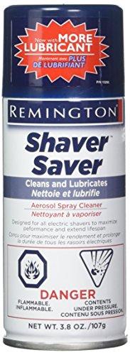 Remington Shaver 81626 Shaver Saver Aerosol Spray Cleaner, 3.8 oz