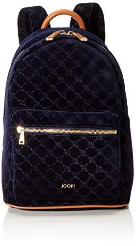 Joop! Damen Serale Salome Backpack Mvz Rucksack Blau (Darkblue)