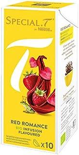 Original Special.T - Red Romance - Aromatisierter Bio Früchtetee 1 Packung 10 Kapseln