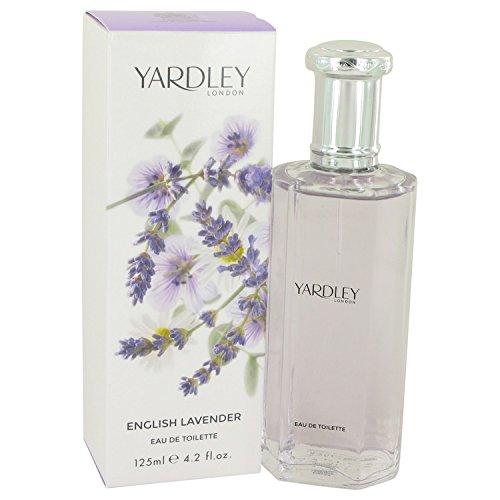 Yardley Of London English Lavender Eau de Toilette Spray for Women, 4.2 Ounce by Yardley