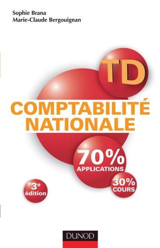 TD - Comptabilité nationale