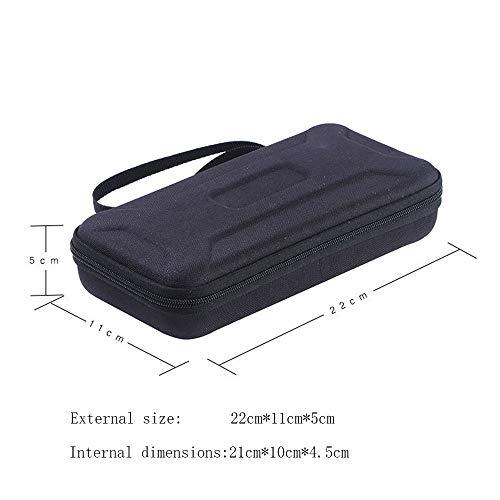LuckyNV Protective Travel Case Bag Box for Texas Instruments TI-84 Plus / TI-84 Plus CE / TI-83 Plus / TI-89 / Casio PRIZM / FX-9750GII and More Graphing Calculator Photo #2
