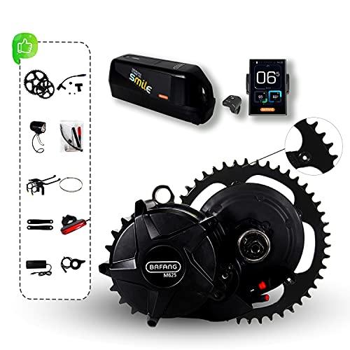 BAFANG Mid Drive Motor Kit Electric Bicycle Conversion Kit Central Motor...
