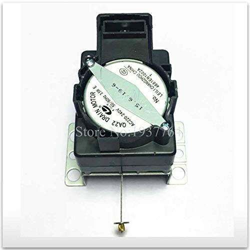 YOUKITTY 1pcs Washing Machine Tractor Motor rotortractor XQB45-162 XQB50-2188 QA22 Drain Solenoid Valve