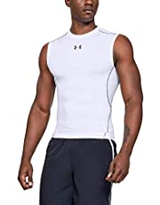 Under Armour, UA HeatGear ARMOUR Sleeveless, Canotta, Uomo