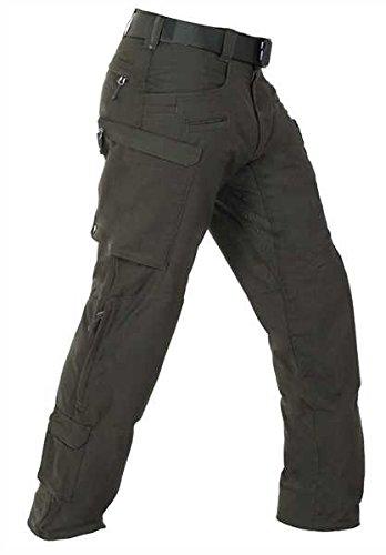 First Tactical Defender Pantalon Homme Noir, Oliv
