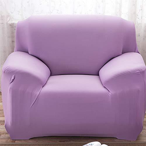 LiQinKeJi8 Funda de sofá, Cubierta de Estiramiento para sillón Sofá Sofá Sala de Estar 1 Asiento Sofá Sofá Asignación Muebles para Solicitud Sillón Sillón Elástico para sofás