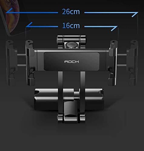 L@LILI Car-Kopflehne Mount/Rückenlehne für das iPhone Ipad Samsung Galaxy Tablets Universal Stand-Boards für alle Geräte bis 35 cm