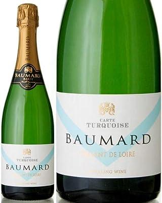 Domaine des Baumard - Carte Turquoise, Cremant de Loire Blanc NV 75cl Bottle