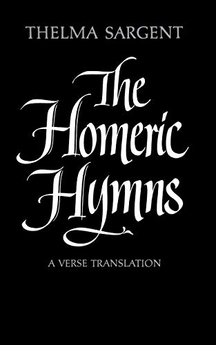 The Homeric Hymns: A Verse Translation